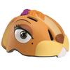 Шлем анимированный Crazy Safety 3D Белка с фонариком - фото 1