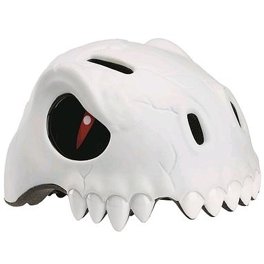 Шлем анимированный Crazy Safety 3D Дикий Череп с фонариком