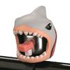 Звонок для детского велосипеда Crazy Safety Белая Акула - фото 1