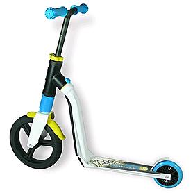 Самокат-трансформер Scoot&Ride Highwayfreak бело-голубо-желтый