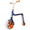 Самокат-трансформер Scoot&Ride Highway Gangster бело-голубо-оранжевый - фото 1