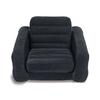 Кресло-кровать надувное Intex 68565 (109х218х66 см) - фото 1