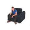 Кресло-кровать надувное Intex 68565 (109х218х66 см) - фото 2