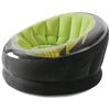 Кресло надувное Intex 68582 (112х109х69 см) зеленое - фото 1