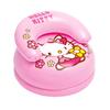 Кресло детское надувное Intex Hello Kitty 48508 (66х42 см) розовое - фото 1