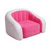 Кресло надувное Intex 68571NP (97х76х69 см) розовое - фото 1