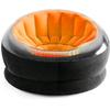 Кресло надувное Intex 68582 (112х109х69 см) оранжевое - фото 1