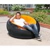 Кресло надувное Intex 68582 (112х109х69 см) оранжевое - фото 2