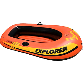 Фото 1 к товару Лодка надувная Explorer 200 Intex 58330
