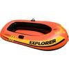 Лодка надувная Explorer 200 Intex 58330 - фото 1