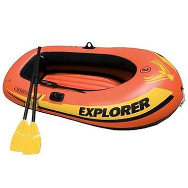 Лодка надувная Explorer 200 Set Intex 58331