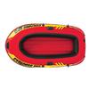 Лодка надувная Explorer 100 Intex 58355 - фото 1