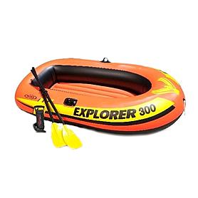 Лодка надувная Explorer 300 Set Intex 58358