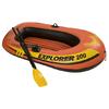 Лодка надувная Explorer 200 Pro Set Intex 58357 - фото 1