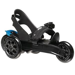 Коньки роликовые Cardiff Skate S2 черно-синиe