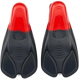 Фото 4 к товару Ласты с закрытой пяткой Speedo 8035903991 черно-красные, размер - 41-42
