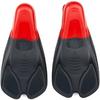 Ласты с закрытой пяткой Speedo 8035903991 черно-красные, размер - 41-42 - фото 4