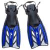 Ласты с открытой пяткой Dorfin ZP-441 синие, размер - L-XL(42-45) - фото 1