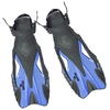 Ласты с открытой пяткой Dorfin ZP-445 синие, размер - L-XL(42-45) - фото 1