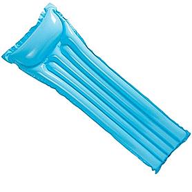 Матрас надувной пляжный Intex 59703 (183x69 см) синий