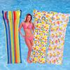 Матрас надувной пляжный Intex 59711 (183x69 см) - фото 2