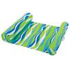 Матрас надувной пляжный Intex 58834 (137х99 см) зеленый - фото 1