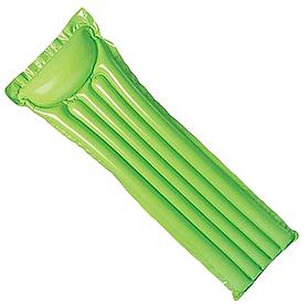 Матрас надувной пляжный Intex 59703 (183x69 см) зеленый