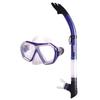 Набор для плавания Dorfin (ZLT) (маска+трубка) синий ZP-27745-SIL-BL - фото 1