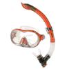 Набор для плавания подростковый Dorfin (ZLT) (маска+трубка) красный - фото 1