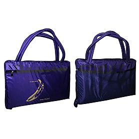 Cумка-коврик пляжная 2 в 1 Dorfin (ZLT) фиолетовая