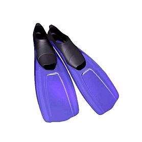 Ласты с закрытой пяткой Dorfin (ZLT) синие, размер - 38-39
