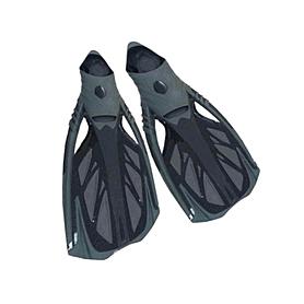 Ласты с закрытой пяткой Dorfin (ZLT) черные, размер - 44-45