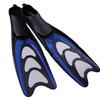 Ласты с закрытой пяткой Dorfin (ZLT) синие, размер - 42-43 - фото 1