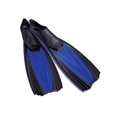 Ласты с закрытой пяткой Dorfin (ZLT) синие, размер - 40-41