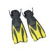Ласты с открытой пяткой Dorfin (ZLT) желтые, размер - 42-45 PL-448-Y-42-45 - фото 1