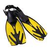Ласты с открытой пяткой Dorfin (ZLT) желтые, размер - 42-45 ZP-435-Y-42-45 - фото 1