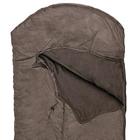 Фото 3 к товару Мешок спальный (спальник) Mountain Outdoor черный широкий + подарок