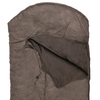 Мешок спальный (спальник) Mountain Outdoor черный широкий + подарок - фото 2