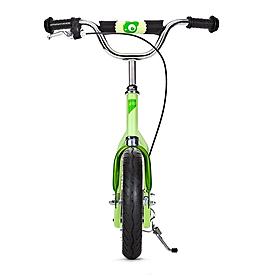 Фото 2 к товару Самокат двухколесный Yedoo Mau зеленый