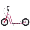 Самокат двухколесный Yedoo Tidit розовый - фото 1
