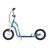 Самокат двухколесный Yedoo Three сине-белый - фото 1
