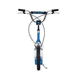 Фото 2 к товару Самокат двухколесный Yedoo Four сине-белый