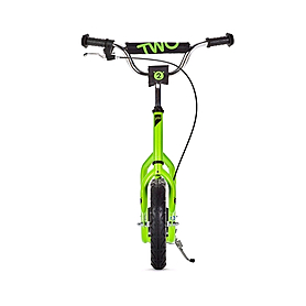 Фото 2 к товару Самокат двухколесный Yedoo Two зеленый