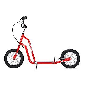 Фото 1 к товару Самокат двухколесный Yedoo Two красный