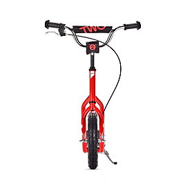 Фото 2 к товару Самокат двухколесный Yedoo Two красный