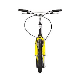 Фото 2 к товару Самокат двухколесный Yedoo Mezeq V-brake черно-желтый