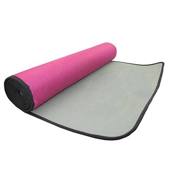 Коврик для фитнеса Pro Supra 5 мм розовый