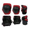 Защита для катания детская (комплект) ZLT красная - фото 1