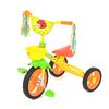 Велосипед детский трехколесный Bambi M1657 желто-оранжевый - фото 1