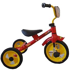 Фото 1 к товару Велосипед детский трехколесный Baby Tilly Combi Trike BT-CT-0009 red